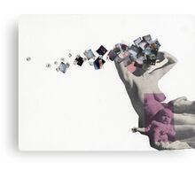 Melody Remedy (for a Digital Affliction) Metal Print