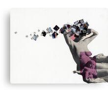 Melody Remedy (for a Digital Affliction) Canvas Print