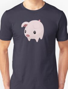 Poogie Piggie Monster Hunter Print! T-Shirt