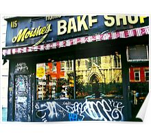 Moishe's Bakery, East Village, NYC, NY Poster