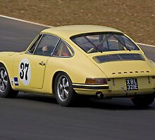 Porsche 911S by Willie Jackson
