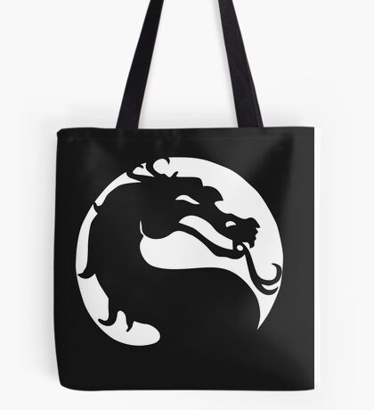 The Mortal Kombat  Tote Bag