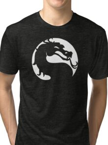 The Mortal Kombat  Tri-blend T-Shirt