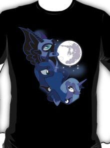 3 Luna Moon T-Shirt