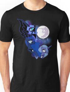 3 Luna Moon Unisex T-Shirt