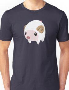 Sheep Ram Poogie Piggie Monster Hunter Unisex T-Shirt