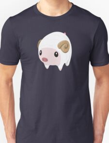 Sheep Ram Poogie Piggie Monster Hunter T-Shirt