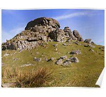 Dartmoor: Kes Tor Poster