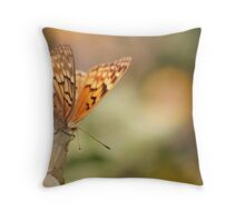 When I Ruled the World Throw Pillow