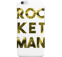 ROCKET MAN iPhone Case/Skin