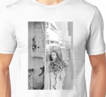 The shopfront  Angel Unisex T-Shirt