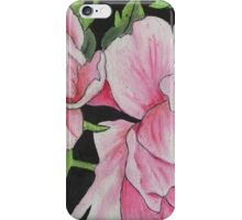 Peony Blooms iPhone Case/Skin