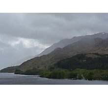 A View of Loch Shiel Photographic Print