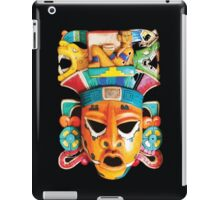 Mayan Mask  iPad Case/Skin