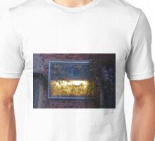 A Light Behind The Overgrown Walls Unisex T-Shirt