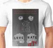 The Night of the Hunter Movie Poster  Unisex T-Shirt