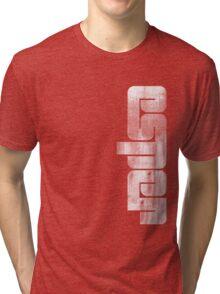 Esper Distressed Tri-blend T-Shirt