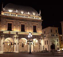 Piazza Loggia - Brescia (Italy) by Diego Baroni