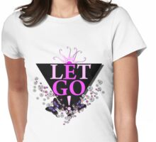 Let Go EGO Womens Fitted T-Shirt