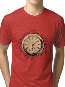 Time Cast A Spell On You Tri-blend T-Shirt