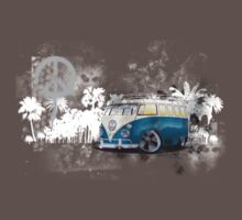Splitty Grunge (W) T-Shirt