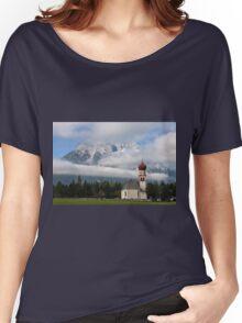 Leutasch Women's Relaxed Fit T-Shirt