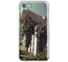 Hollywood Tower Hotel iPhone Case/Skin