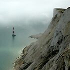 Misty Head by mikebov