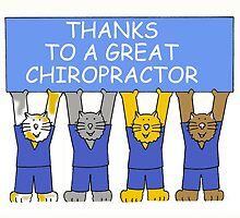 Thanks to a great Chiropractor. by KateTaylor