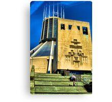 Liverpool Metropolitan Cathedral Canvas Print