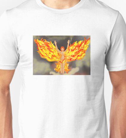 Mistress Flamebird Unisex T-Shirt