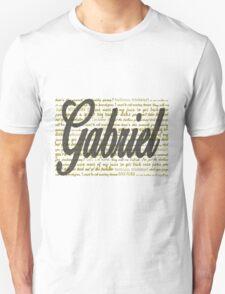 Gabriel quotes T-Shirt