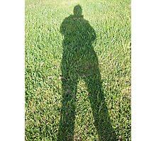 HO HO HO!!! Me the Green Giant!!! Photographic Print