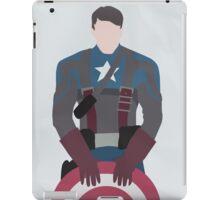Captain America (Simplistic) iPad Case/Skin