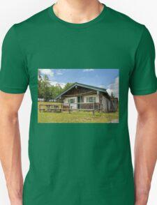 Old Bavarian Farmhouse Unisex T-Shirt