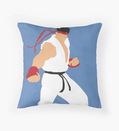 Ryu (Simplistic) Throw Pillow