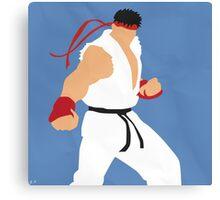 Ryu (Simplistic) Canvas Print
