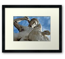 Theseus and the Minotaur (Paris) Framed Print