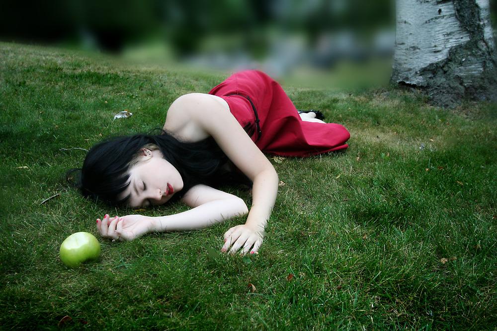 Goodbye Snow White by April Elizabeth