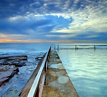Dream Clouds, Cronulla NSW by Malcolm Katon