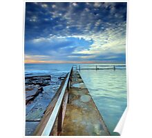 Dream Clouds, Cronulla NSW Poster