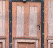 A Pink Door by Walter Quirtmair
