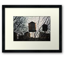 Untitled - WT 9 Framed Print
