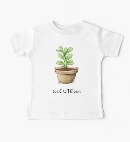 SucCUTElent Baby Tee