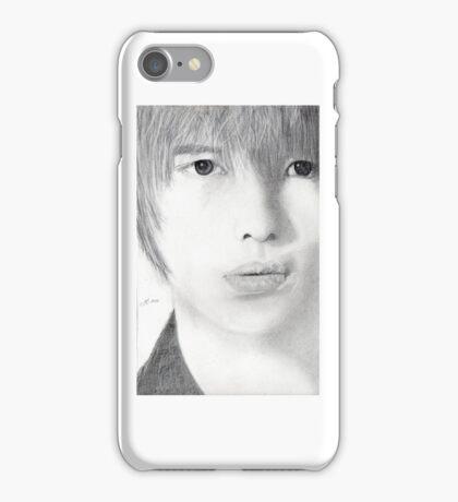 Jaejoong iPhone Case/Skin