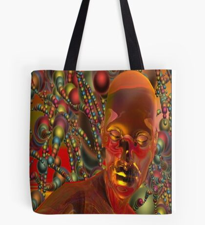 Psychedelic Mind Tote Bag