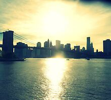 Light on the East River by ShellyKay