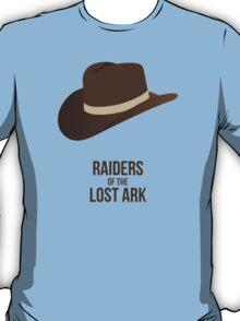 Indiana Jones - Raiders of the Last Ark - Movie Artwork T-Shirt