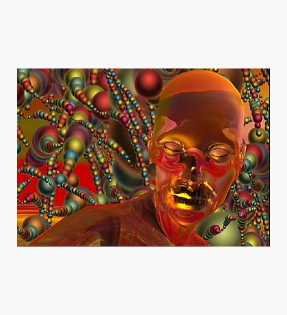 Psychedelic Mind Photographic Print