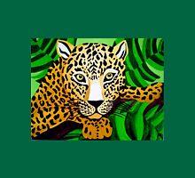 Leopard naive painting Unisex T-Shirt